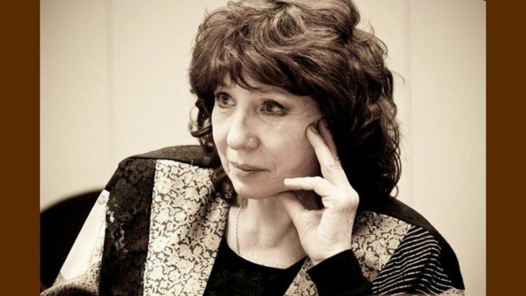 Благодарность народной артистке РФ Елене Анатольевне Камбуровой